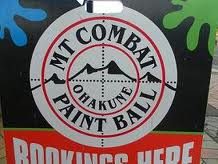 Mountain Combat Paintball, Ohakune